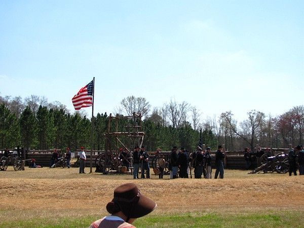 Battles at Manassas 2010 Part 2
