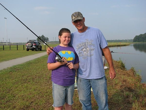 Kids Fishing Derby 2011 Part 1